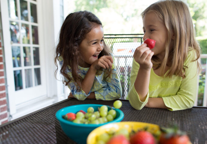 "Nutrition 411: National Nutrition Month — ""Savor the Flavor of Eating Right"" from the experts at Nemours Children's Health System"