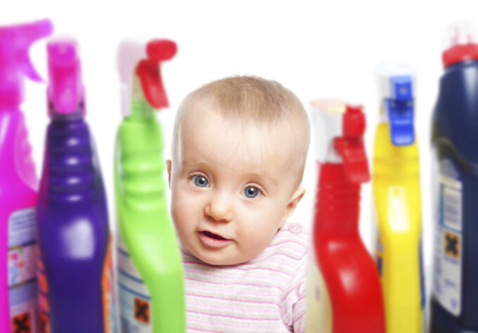 9 Tips to Help Prevent Poisoning in Kids from the Experts at Nemours Children's Health System