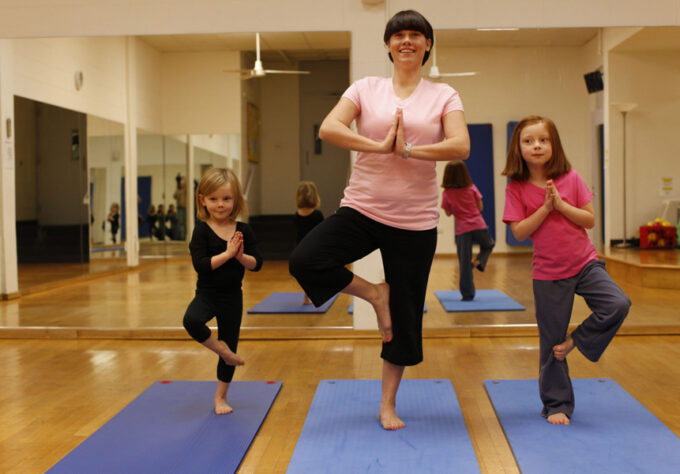 Parents' Active Lifestyle Helps Kids Be Active Too, Powered by Nemours Children's Health System