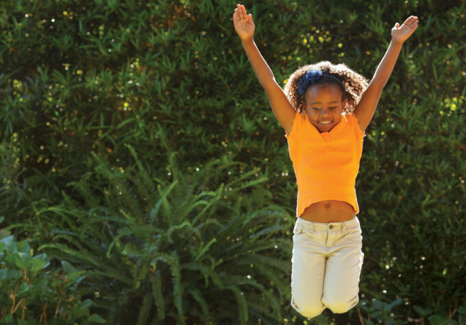 Fall Prevention, Powered by Nemours Children's Health System