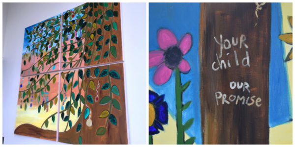 Trees of Tranquility, Powered by Nemours Children's Health System