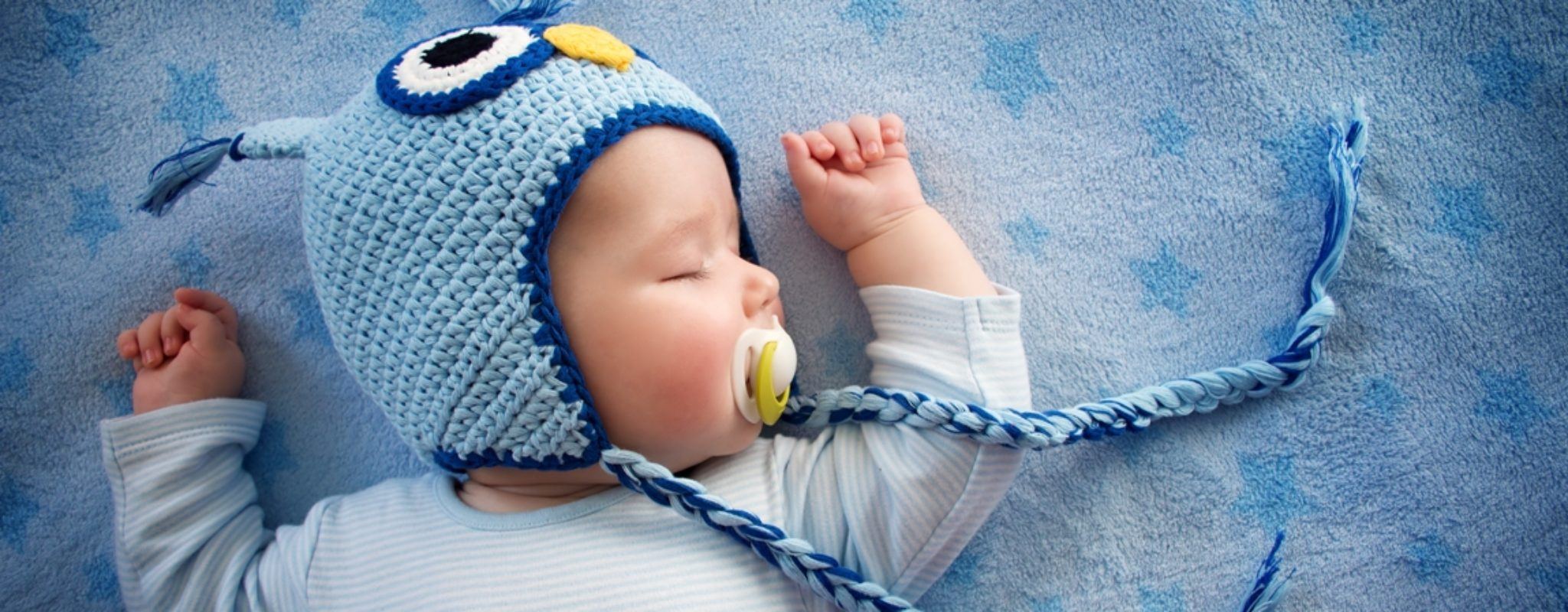 Baby sleeping shows importance of sleep in children