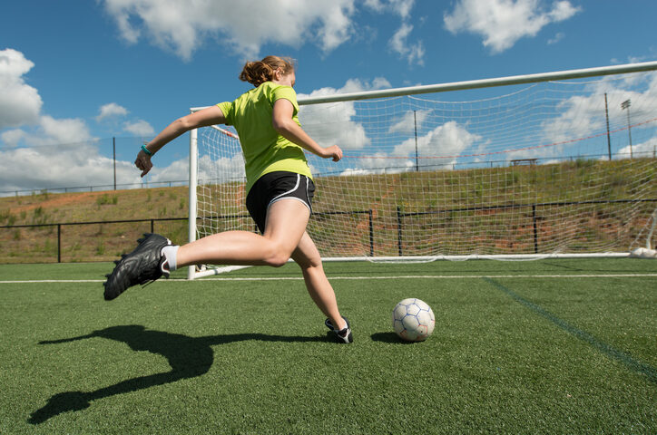 Youth Soccer: What's the Goal, , by Jessica Laniak, PT, DPT, OCS, Powered by Nemours Children's Health System