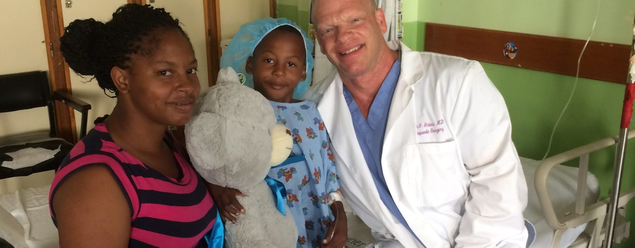 Life-Changing Spine Surgery Expertise From Overseas, Promise, Powered by Nemours Children's Health System