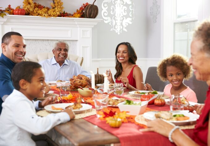 Portion Control: 10 Tips for Enjoying Holiday Dining, by Marlene Rafferty, RD, LDN, Promise, Powered by Nemours Children's Health System