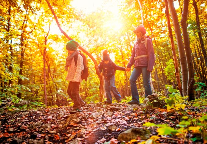 5 Fun Fall Activities to Keep Kids Moving, Powered by Nemours Children's Health System