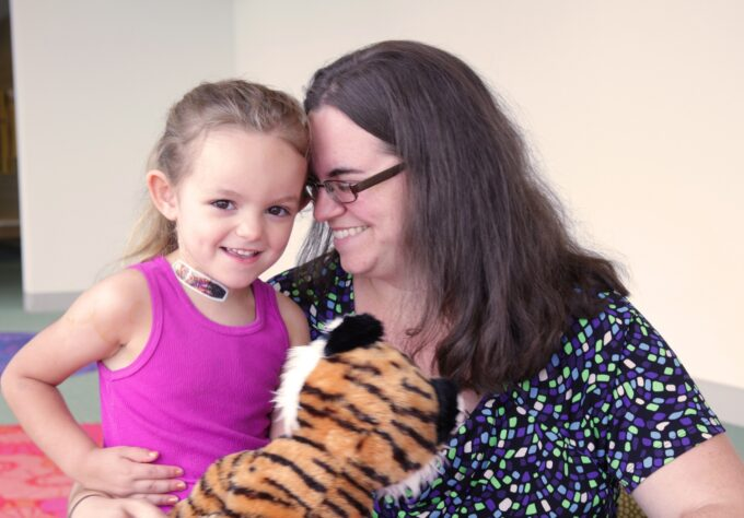 Meet Emmy: An Atrial Septal Defect Success Story | Promise: Powered by Nemours Children's Health System