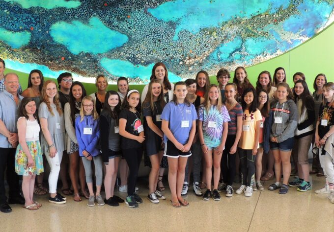 For Kids with Scoliosis: Nemours Host 4th Annual Mentoring Event, powered by Nemours Children's Health System