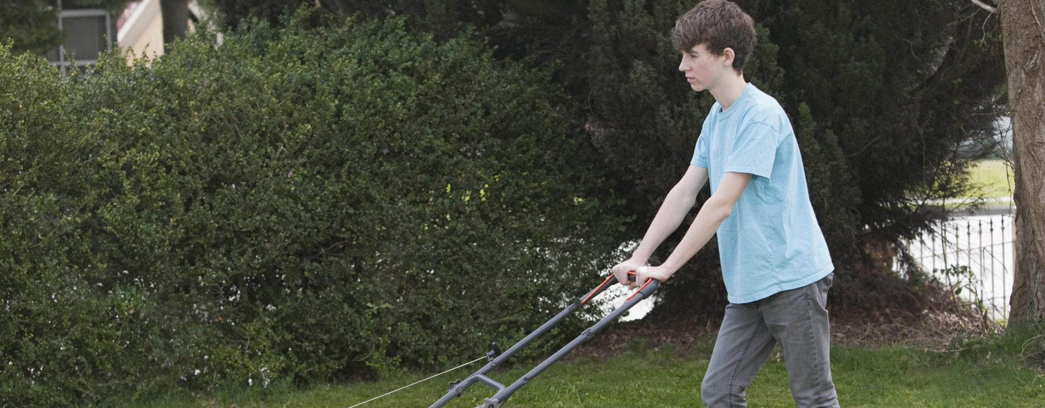 Kids And Lawn Mowers Tips To Stay Safe
