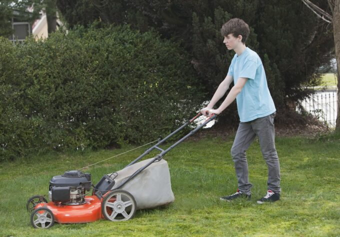 Lawn Mower Safety - Powered by Nemours Children's Health System