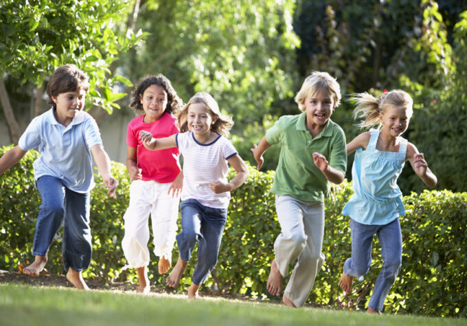 Physical Activity: A Key Ingredient to Keeping Kids at a Healthy Weight, Powered by Nemours Children's Health System