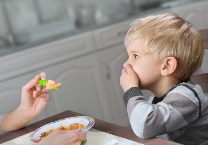 "Behind Their Bite: When is ""Picky Eating"" Something More?, Powered by Nemours Children's Health System"