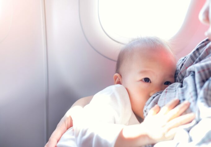 Tips for Navigating Travel When Breastfeeding, Powered by Nemours Children's Health System