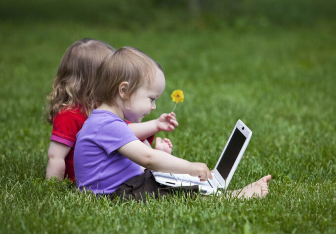 Toddlers need little to no screen time.