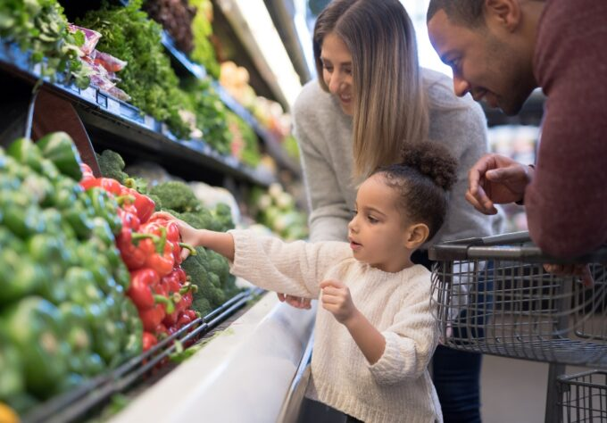 Smart Grocery Shopping Tips, powered by Nemours Children's Health System