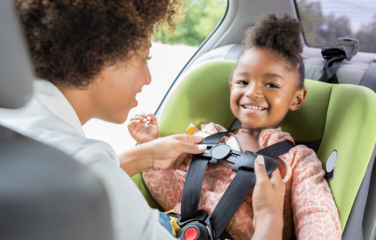 Car Seat Safety, Powered by Nemours Children's Health System