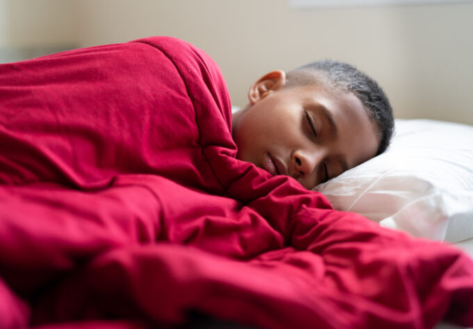 Kids and Sleep, Powered by Nemours Children's Health System
