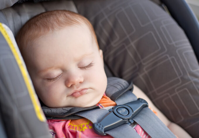 The dangers of leaving kids in a hot car, powered by Nemours Children's Health System