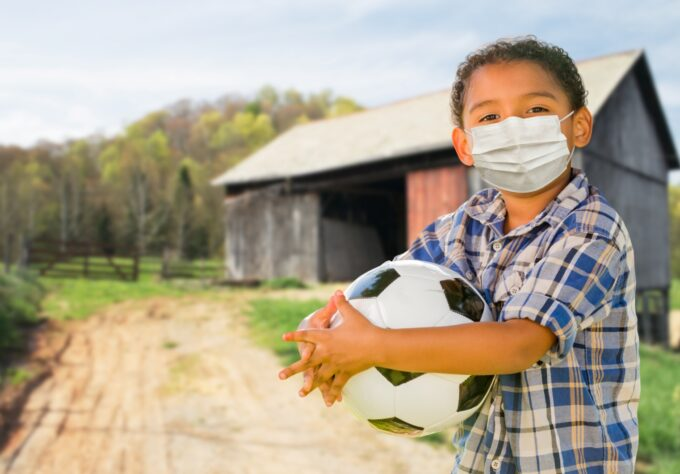 How Can Children Socialize During a Summer Pandemic?