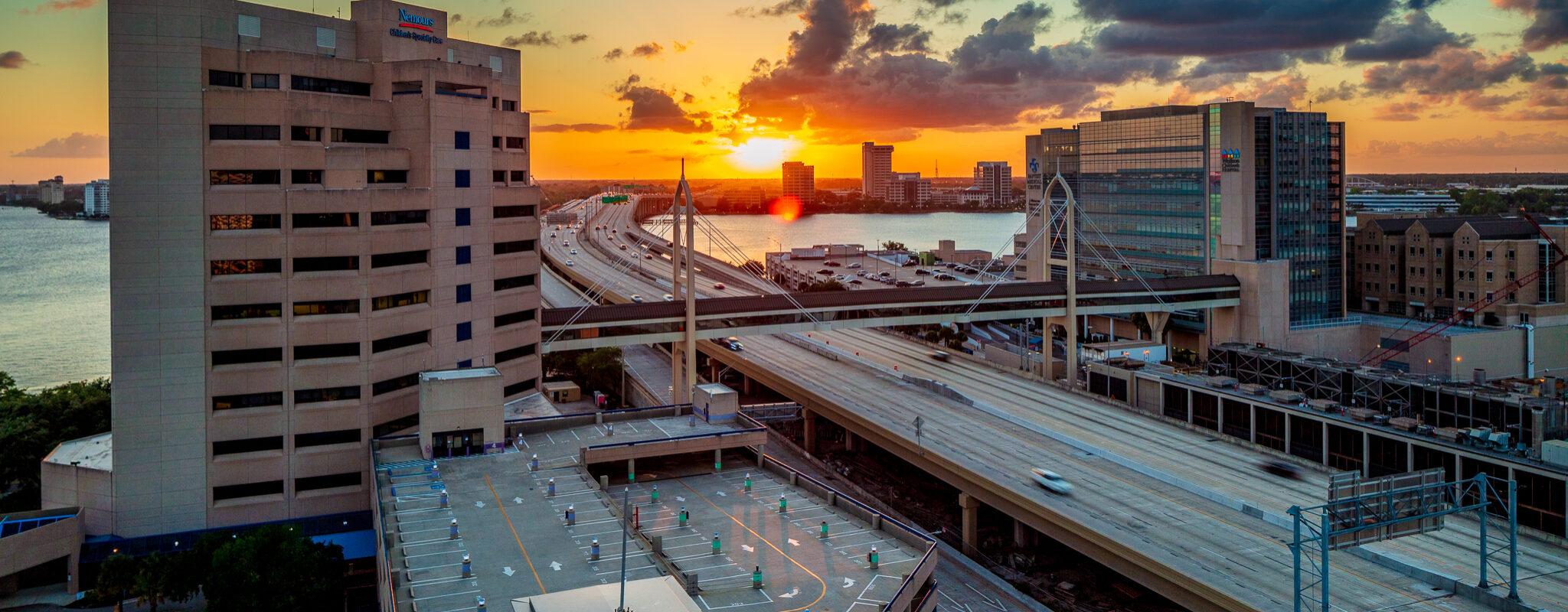 The bridge to a brighter future