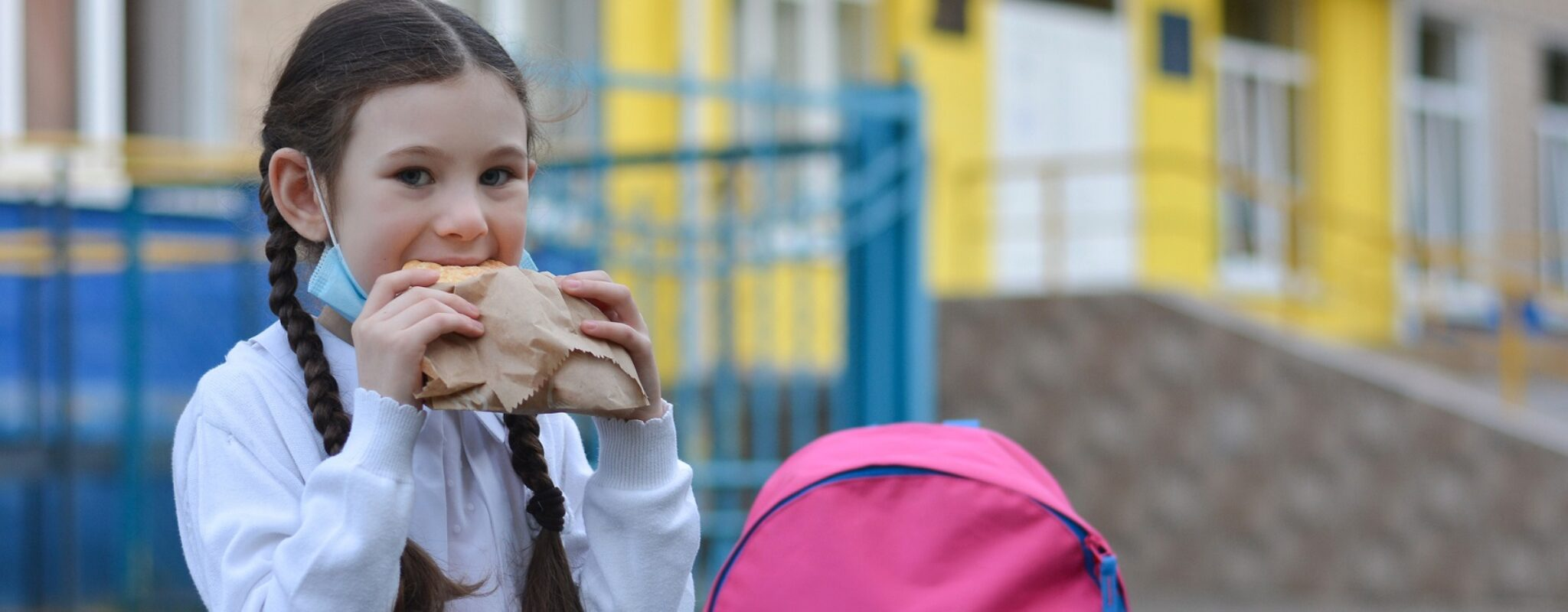 Help for Hungry Children - Summer Food Program and School Meals